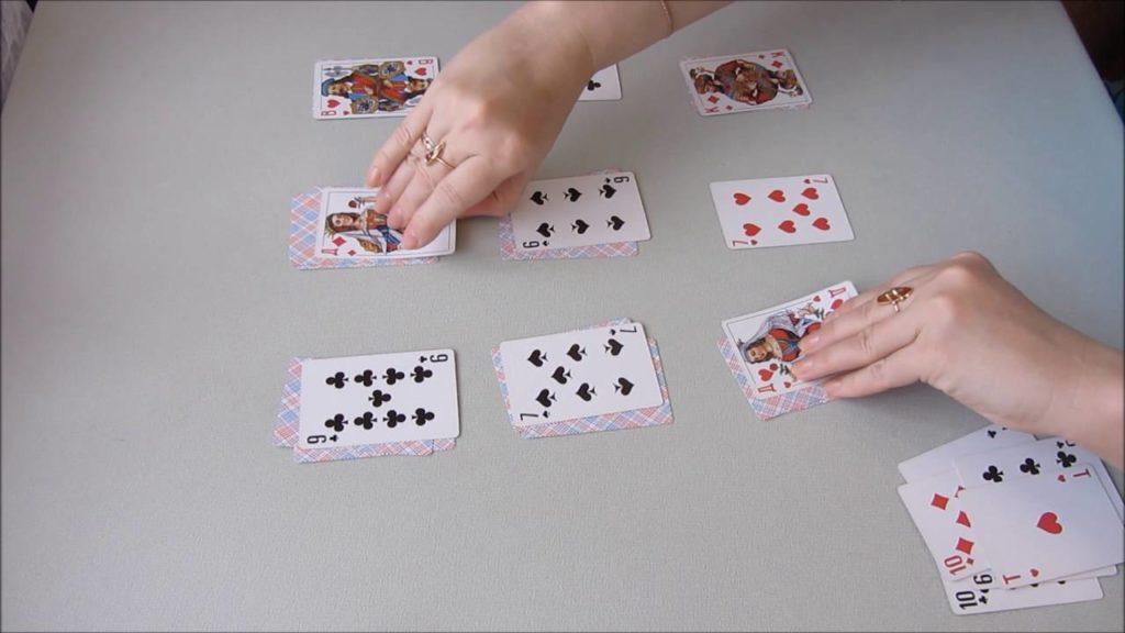 Гадание на 36 картах желание гадания на картах таро вокзал для двоих i