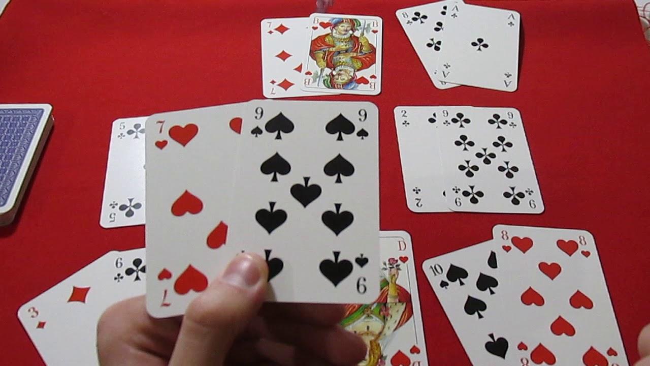Описание гадания на 54 игральных картах