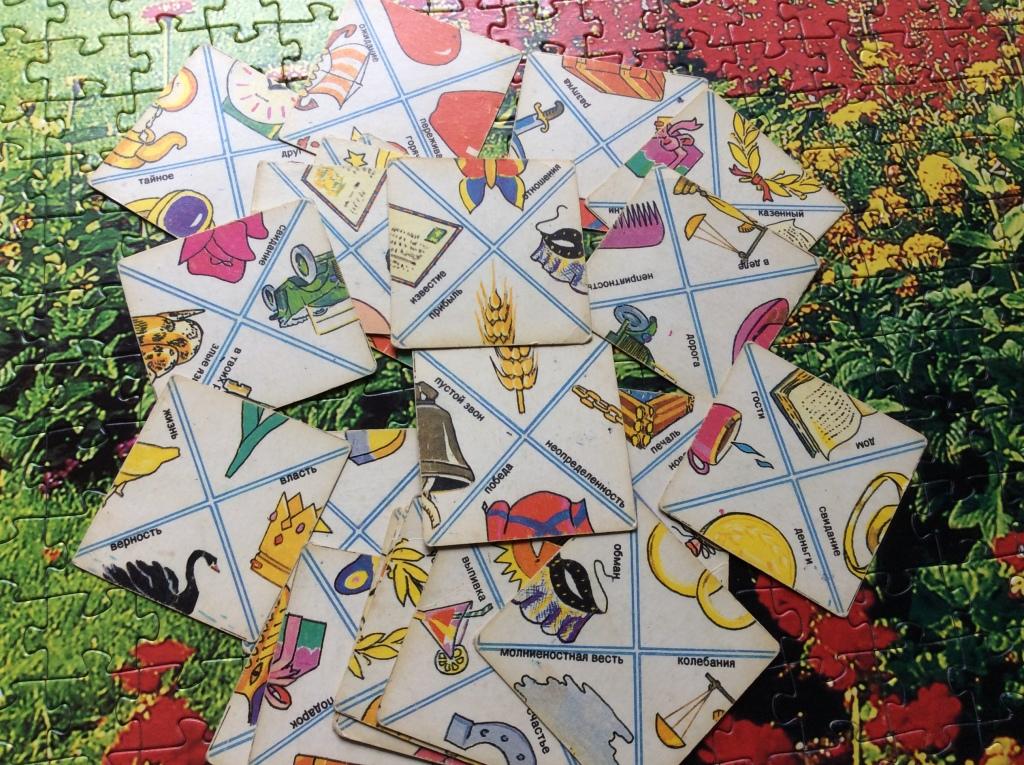 выход гадание на карточках с картинками старинный пасьянс значение карт центр тамбовский