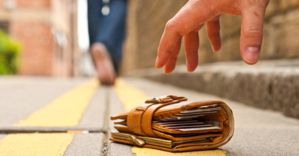 Что значит примета найти деньги