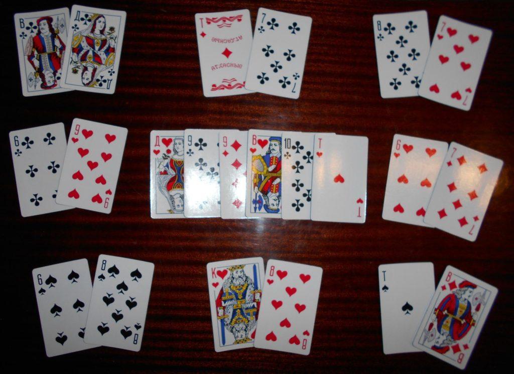 гадание на калоде карт