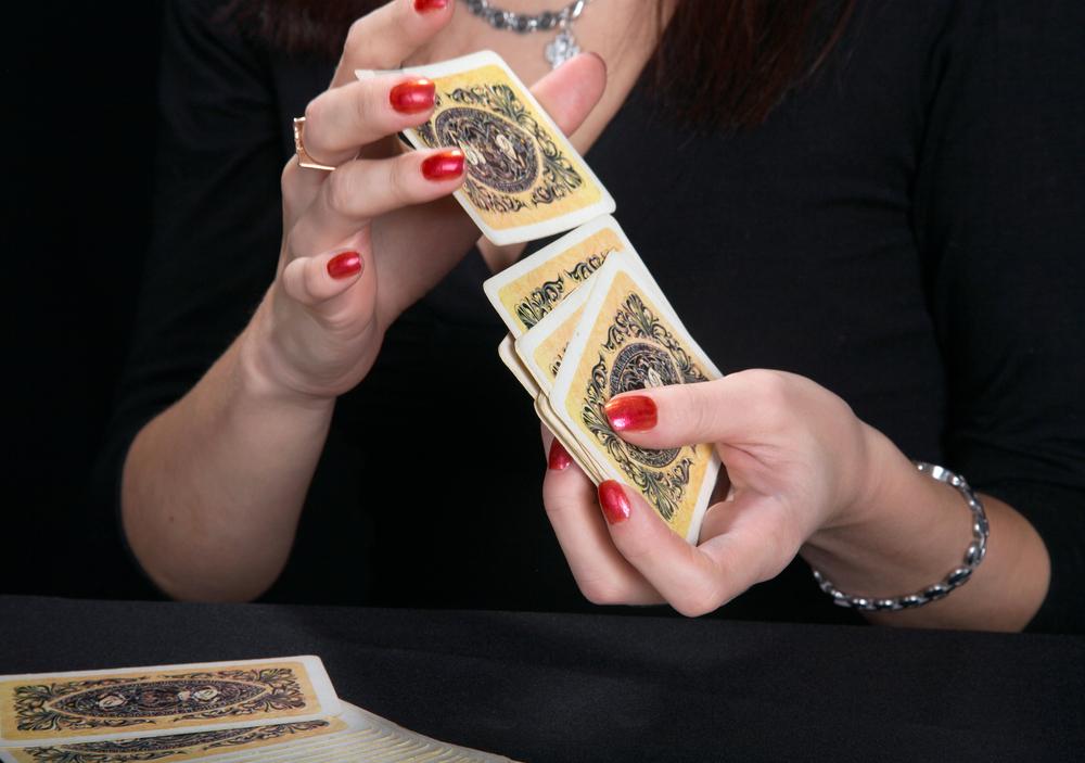 Гадание на 9 картах