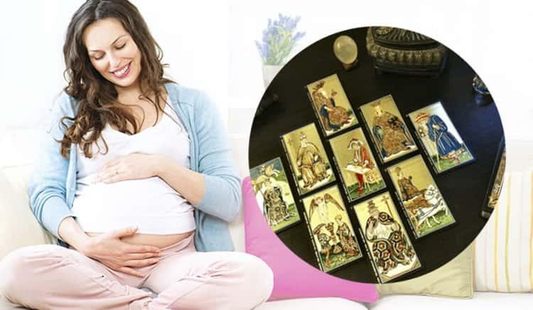 Гадание на беременность бесплатно