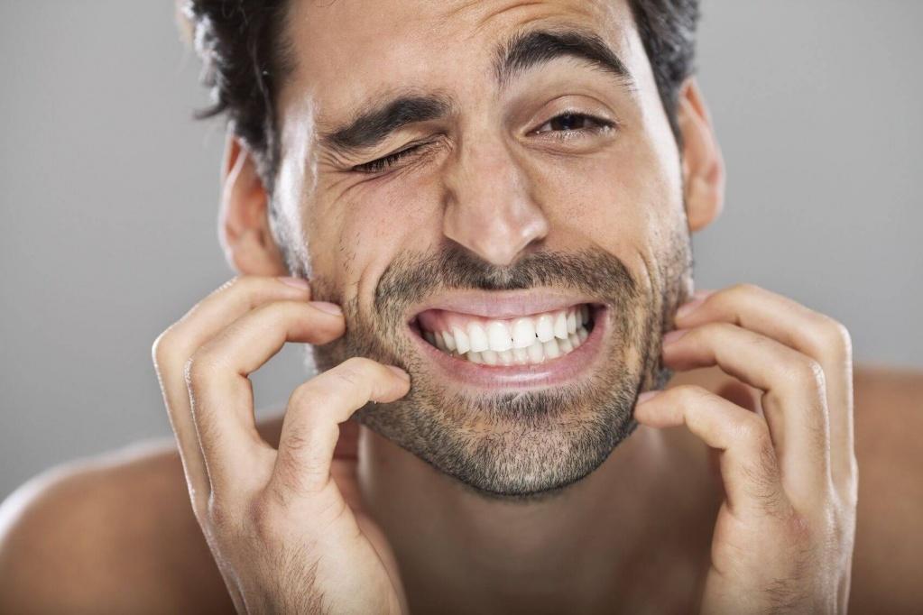 К чему чешется борода у мужчины примета