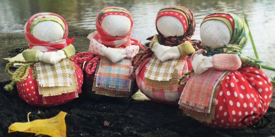 благополучница кукла
