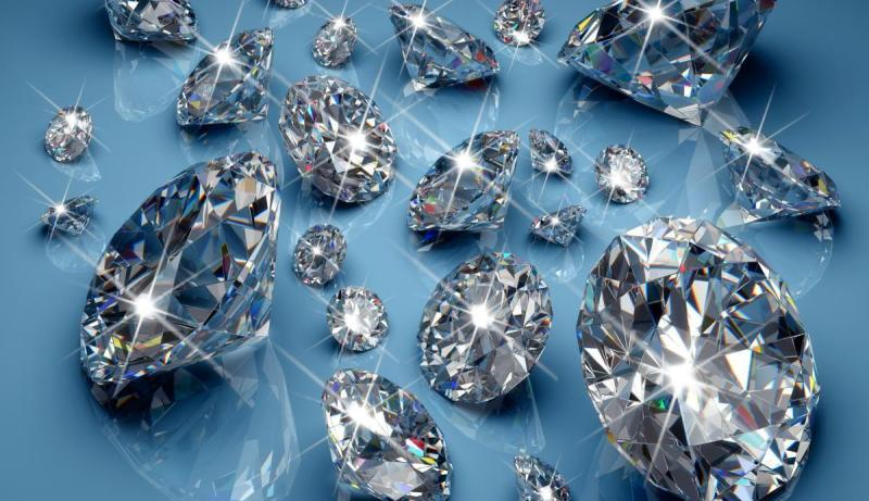 Бриллиант - свойства камня
