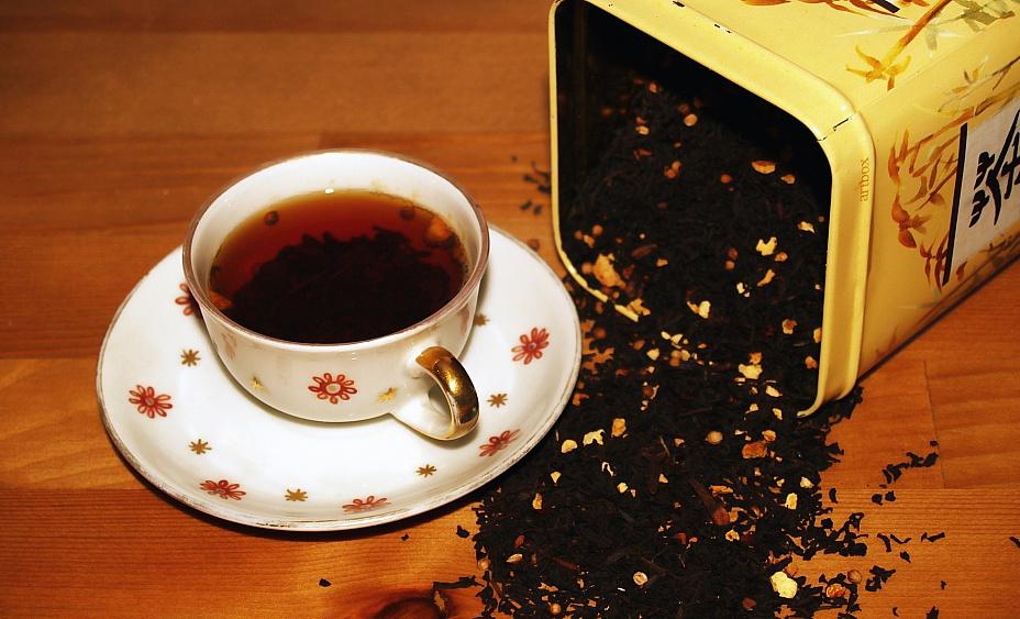 Гадание на чае онлайн на будущее