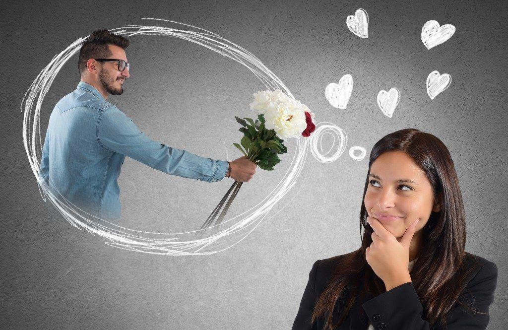 Гадание на развитие отношений с мужчиной