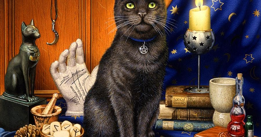 Гадание чеширский кот