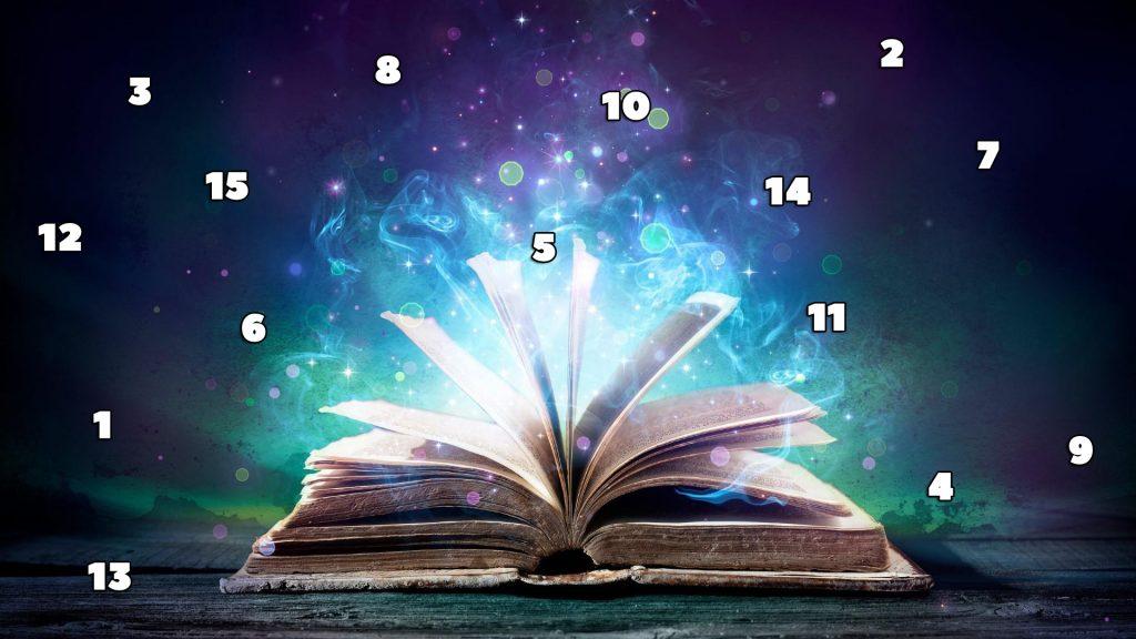 Как гадать по книге