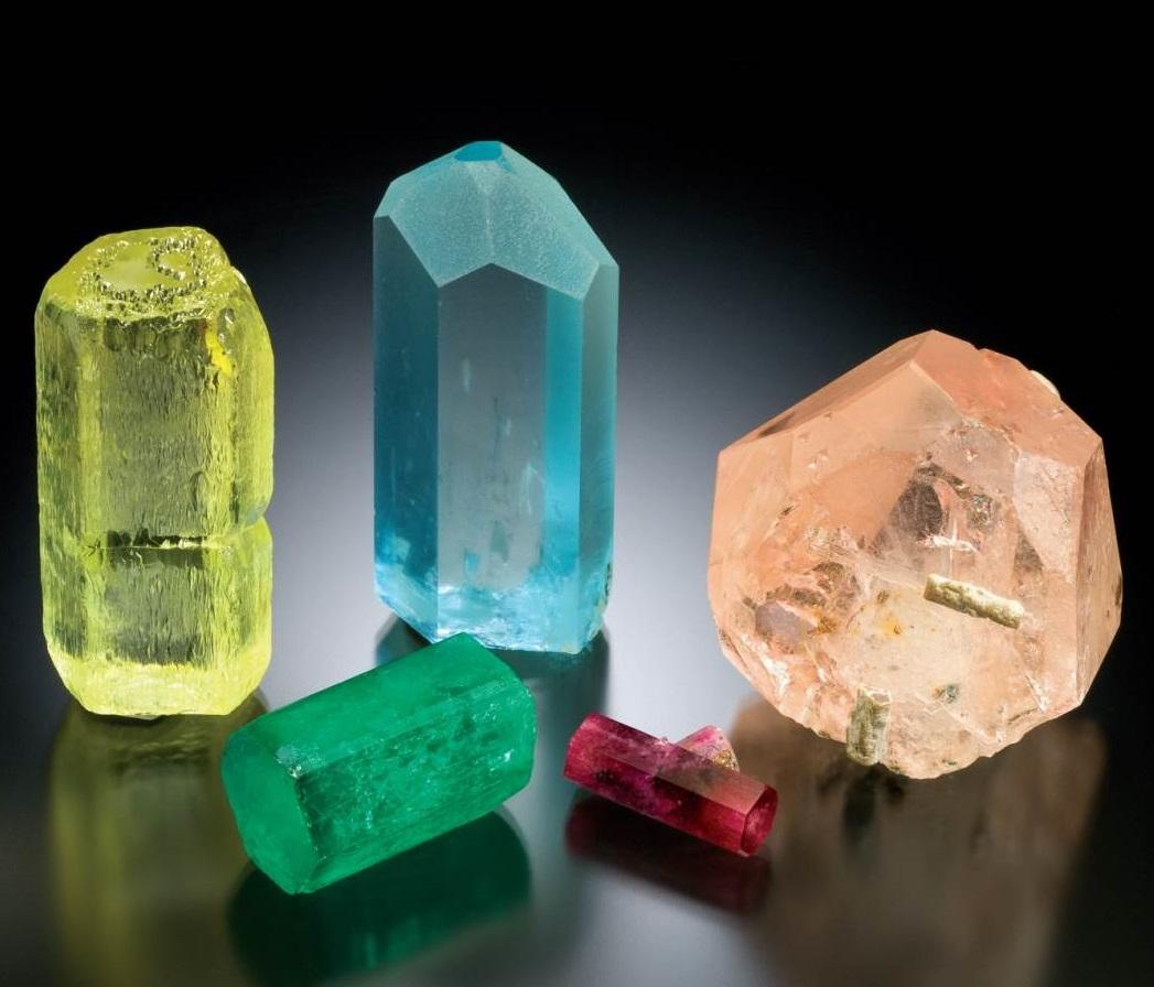 Лечебные свойства камня берилл
