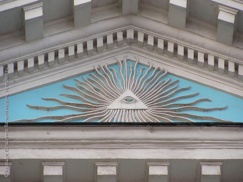 Москва православная церковь Троицы