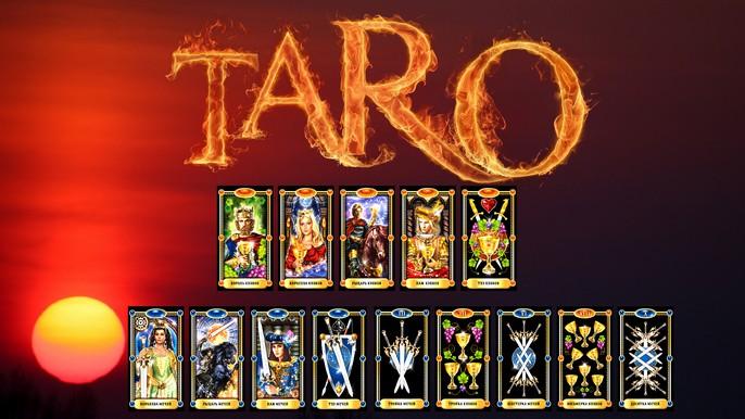 Предсказание будущего с помощью Таро