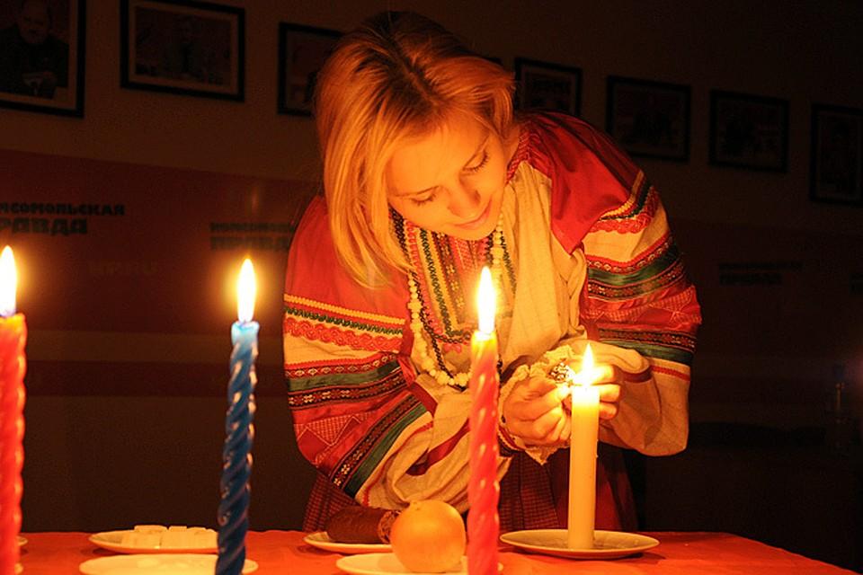 Самое правдивое гадание на любовь на святки
