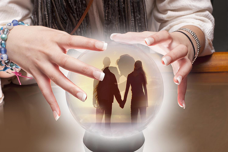 Статуэтка любви - точное гадание