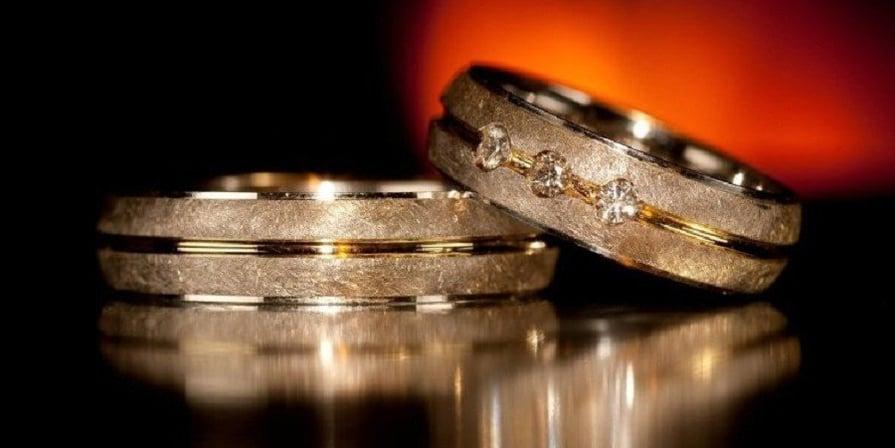 Упало кольцо