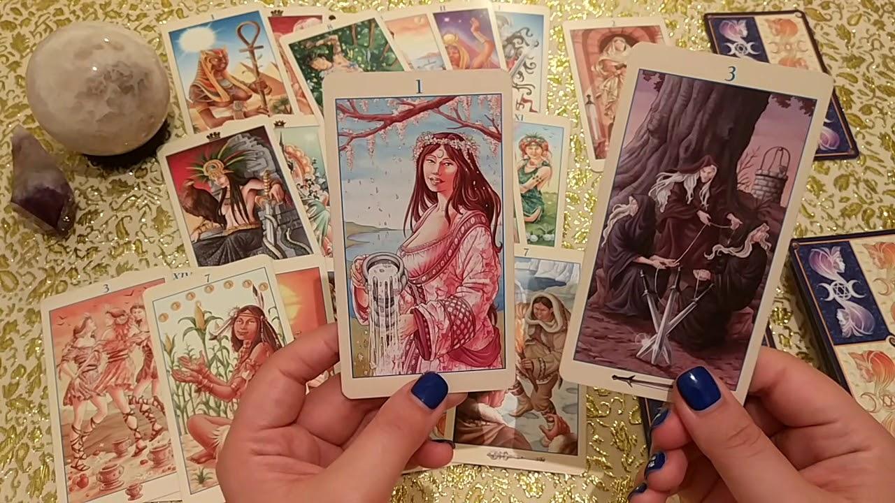 Значение карт в раскладе на любовь