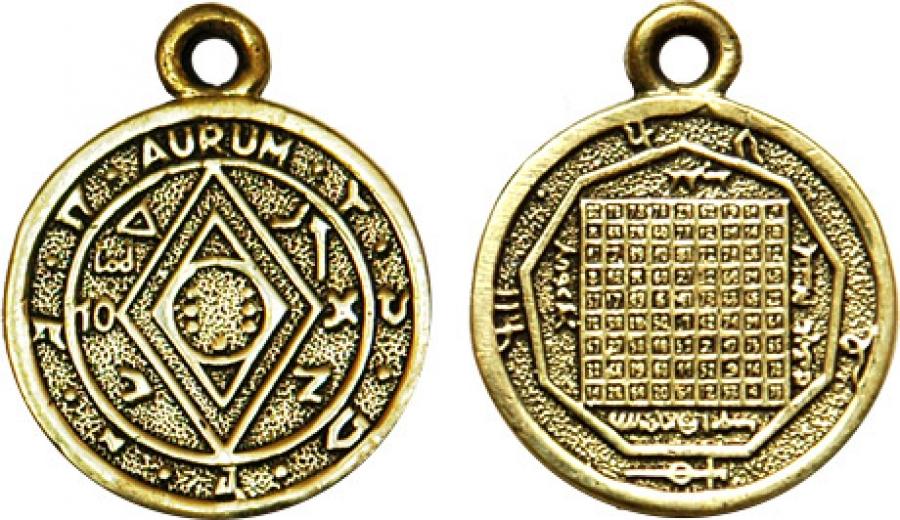 Значение символов пентакля царя Соломона
