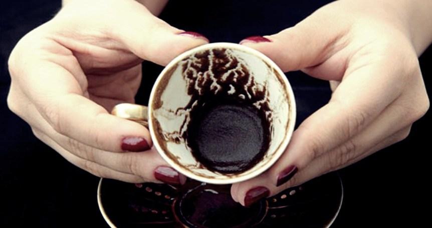 Значение букв на кофейной гуще