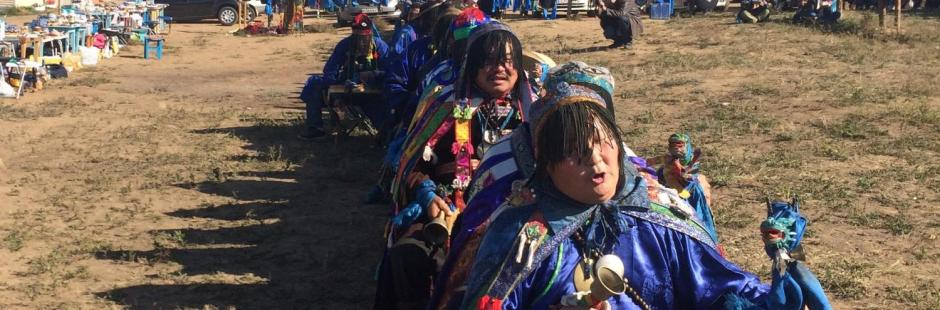 что символизирует шаманский обряд