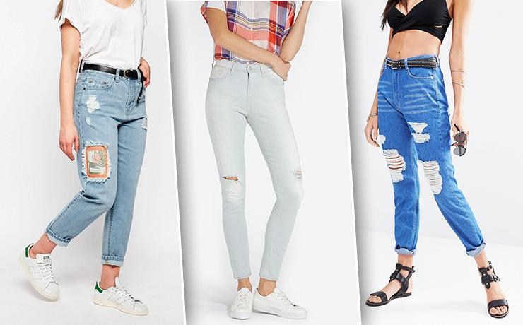 К чему снится джинсы общее