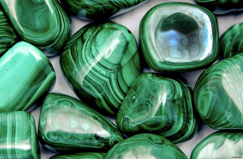малахит камень