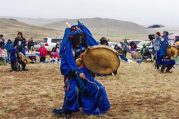 Особенности шаманских