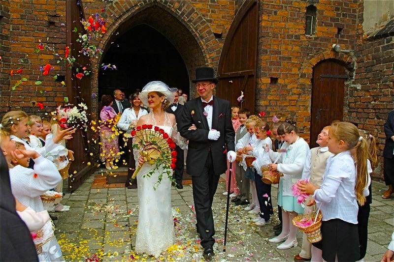 Особенности свадебных