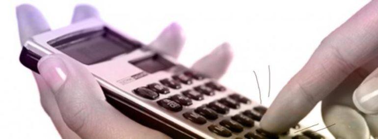 симоронский калькулятор