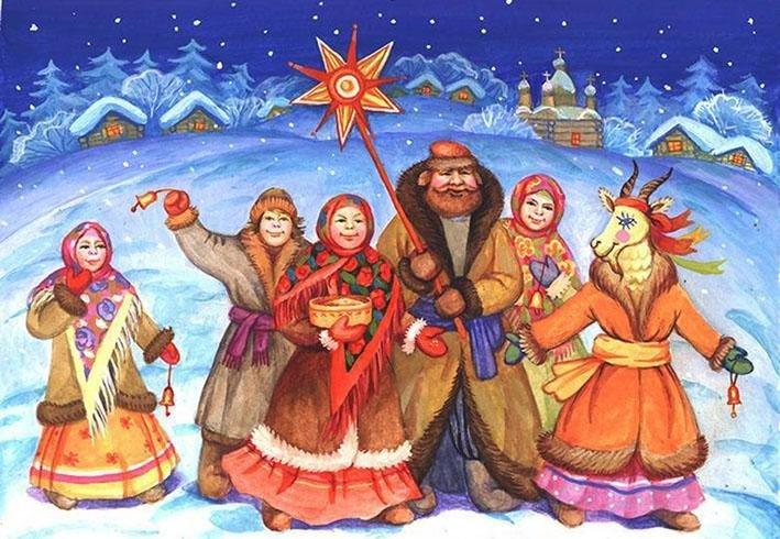 Зимние обряды и праздники