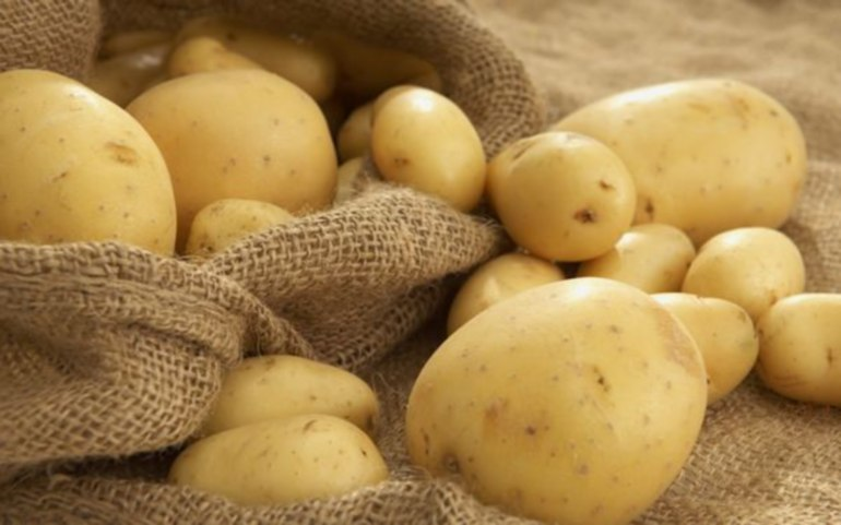 снится картошка крупная
