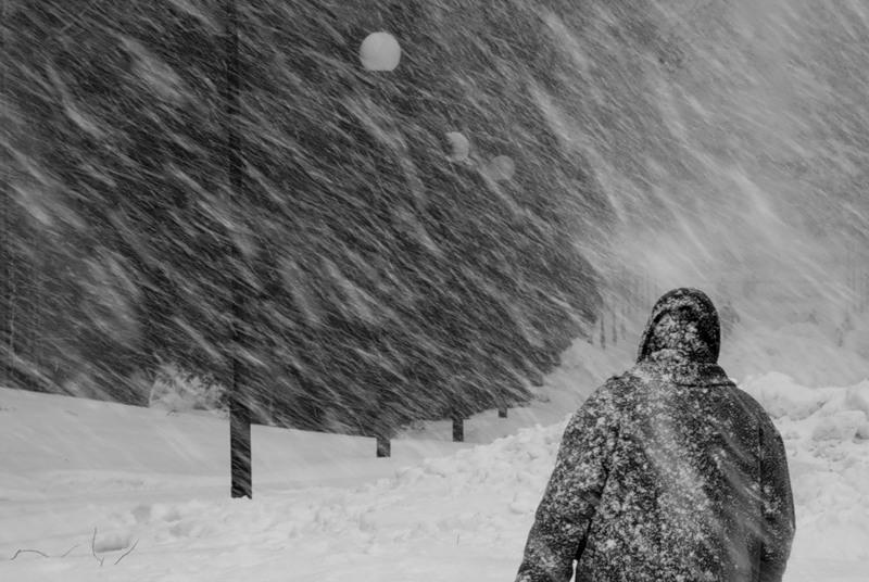 К чему снится метель и снег