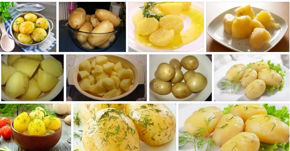 снится вареная картошка