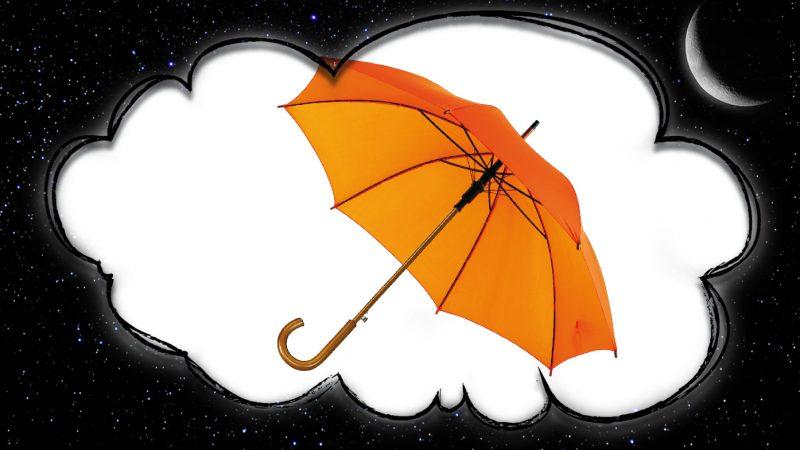 снится зонтик от дождя женщине