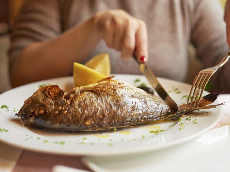 Кушать во сне рыбу значение