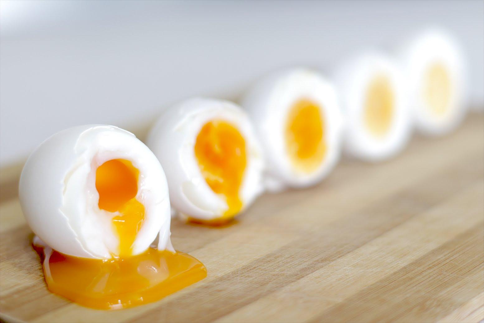 Есть яйца