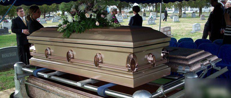 снится гроб закрытый