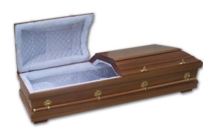 пустой гроб
