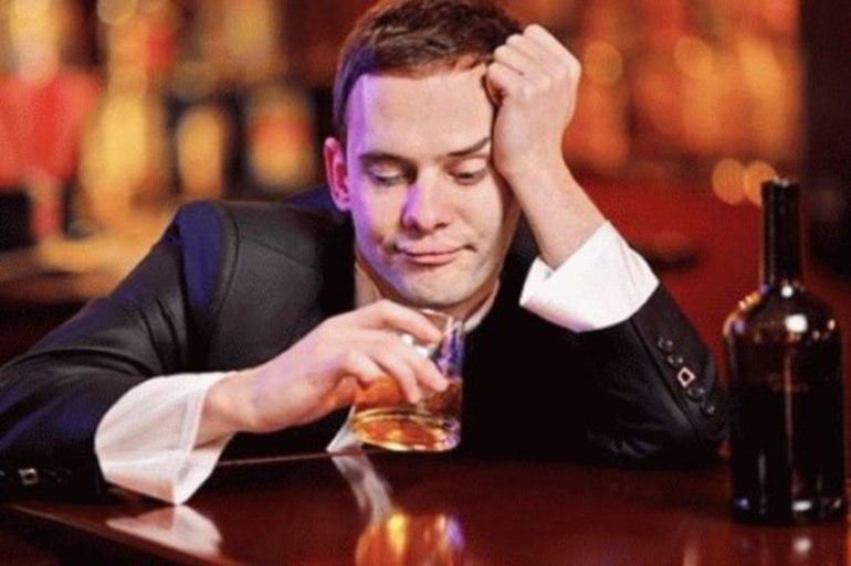 пьяный покойный муж