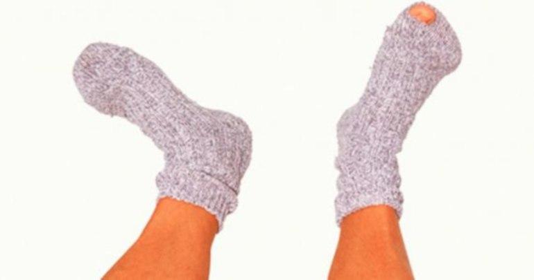снятся дырявые носки