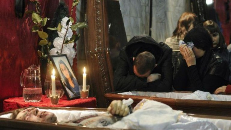 снятся похороны уже умершего человека