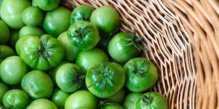 снятся зеленые помидоры