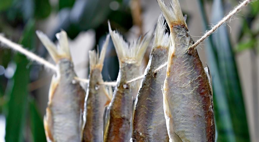 Видеть во сне вяленую рыбу значение