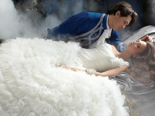 Выбирать свадебное