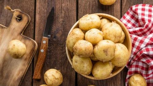 К чему снится есть картошку