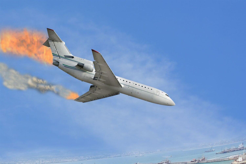 К чему снится падающий самолет