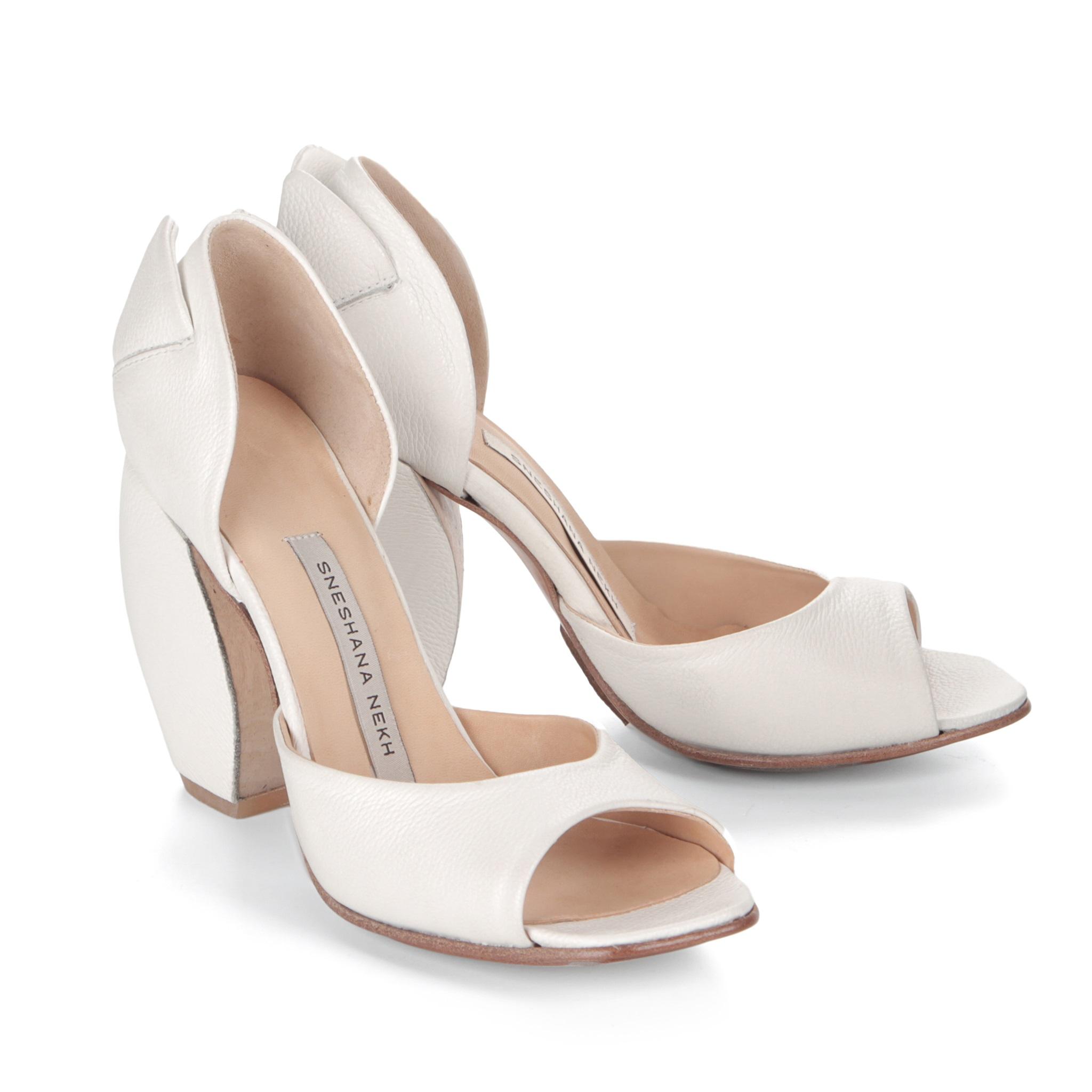 К чему снятся белые туфли