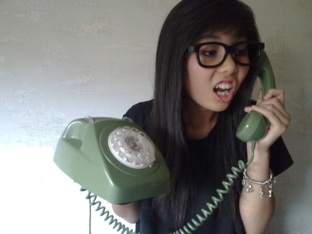 Приснился телефонный
