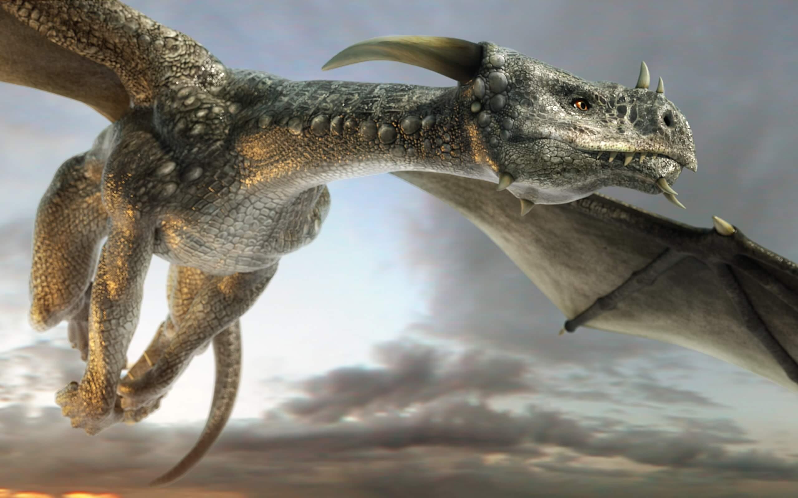Видеть во сне дракона