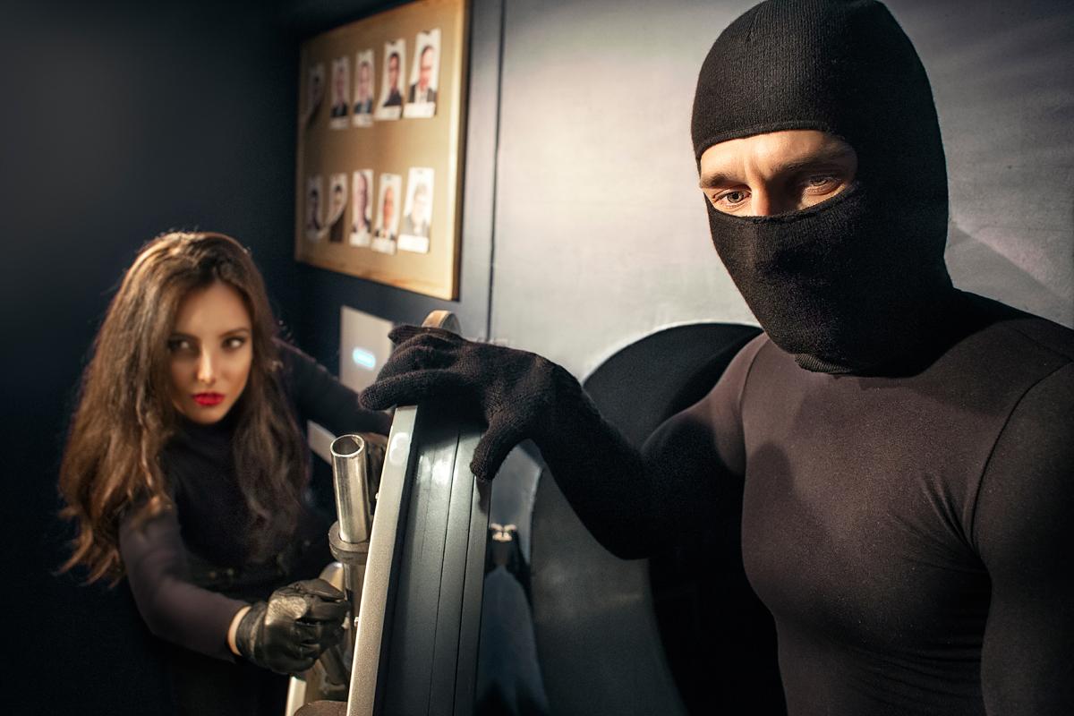 снится ограбление банка